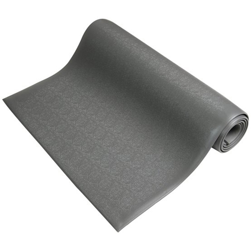 Gray_ESD_Anti Fatigue_Floor_Mat_Roll2