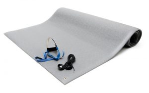 esd anti fatigue floor mat kit